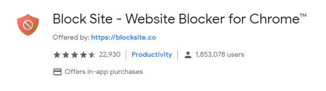 Top 10 Free Chrome, FireFox and Safari Website Blockers