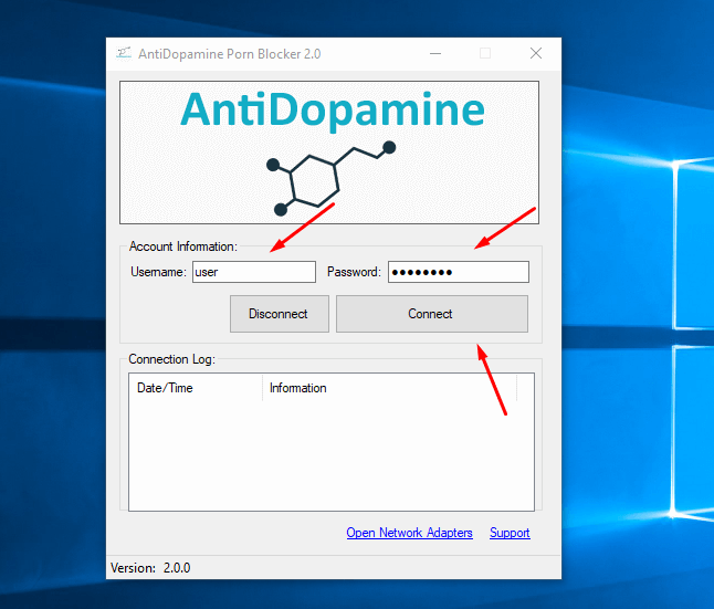 Step 3 AntiDopamine Porn Blocker Setup Guide